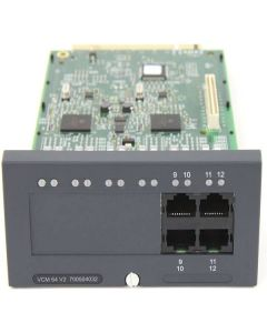Avaya IP Office 500 Base Exp Module VCM 64 V2 700504032 Voice Compression Module