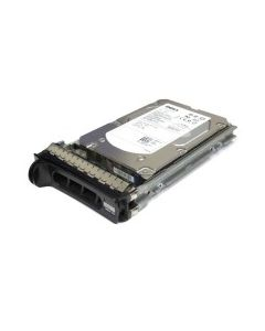 Dell Hard Disk 300GB 15K RPM SAS 12Gbps 2.5in Hot-plug Hard Drive,3.5in HYB CARR,CusKit 400-AJRR