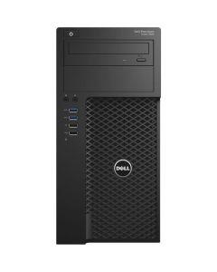 Dell Precision Tower 3620 E3-1270 v5 16GB DDR4 1TB SATA HD Quadro P600 2GB Win7 Pro – 3Yr